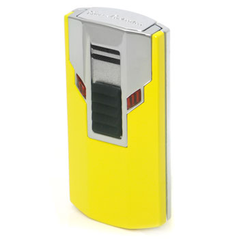 LAMBORGHINI  Yellow Turbo Lighter