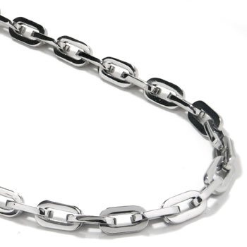 TITAN Stainless Steel Men's Necklace Chain