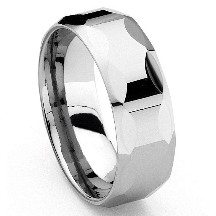 EPICA Men 39 S Tungsten Carbide Wedding Band