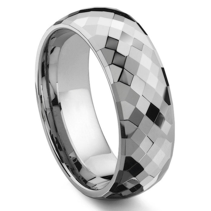 mercury tungsten carbide wedding band ring. Black Bedroom Furniture Sets. Home Design Ideas