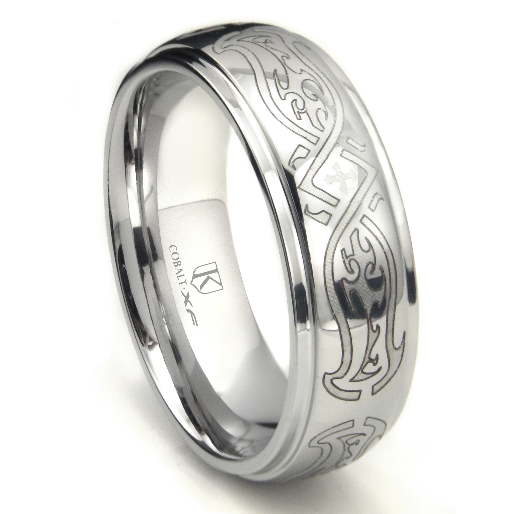 rings celtic wedding elegant gaelic from engagement scotland