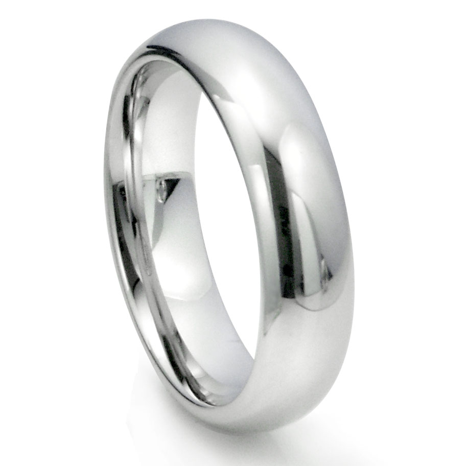 band rose shop cut gold carbide brushed silver finish fitted grooved rings wedding tungsten ring pipe