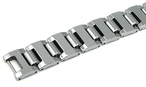 GLADIATER Tungsten Carbide Men's Link Bracelet