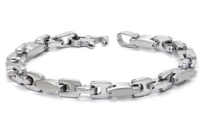 FIRMATO Stainless Steel Two-Tone Bracelet