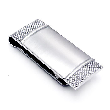 COLIBRI Stainless Steel Armor Money Clip