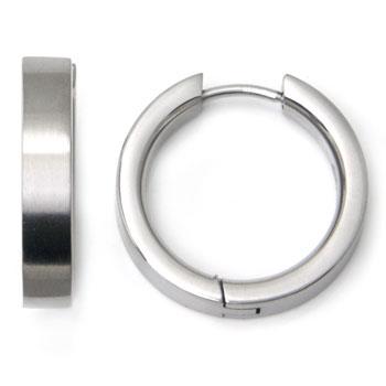 Anium 20mm Hoop Earrings