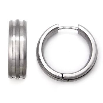 Anium Hoop Earrings